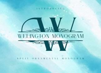 Welington Font