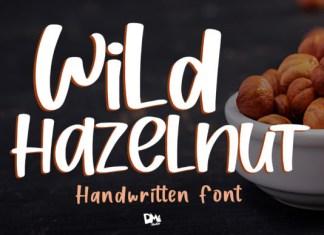 Wild Hazelnut Font