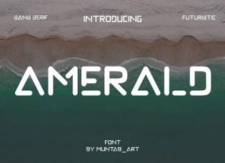 Amerald Font