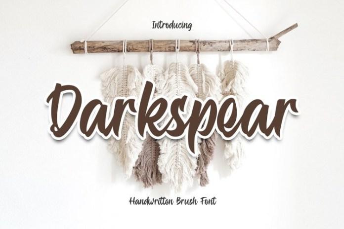 Darkspear Font
