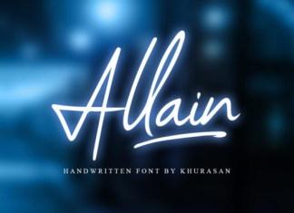 Allain Font