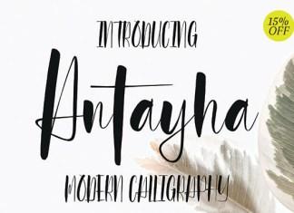 Antayha Font