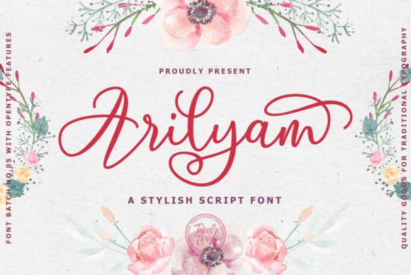 Arilyam Font