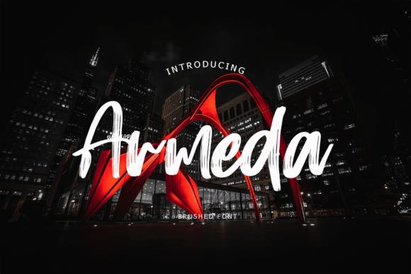 Armeda Font