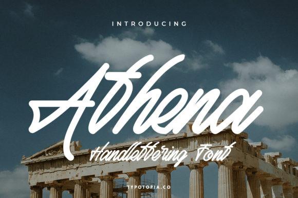 Athena Font