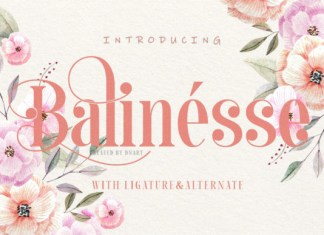 Balinesse Font