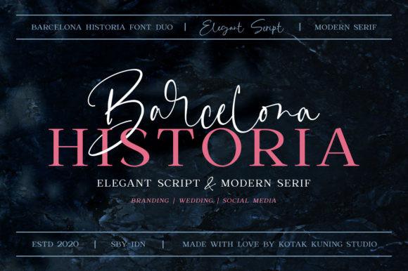 Barcelona Historia Font