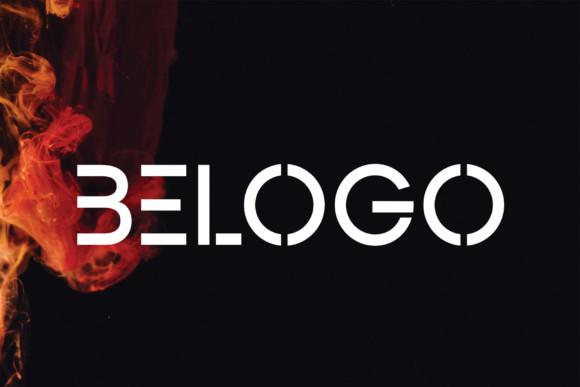 Belogo Font