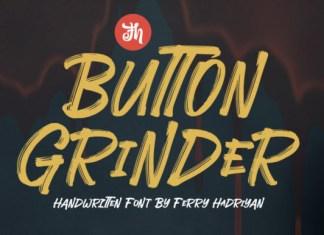 Button Grinder Font