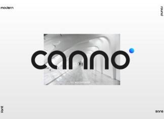 Canno Font