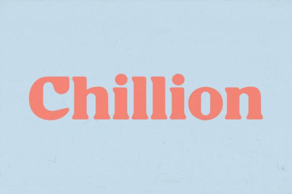 Chillion Font