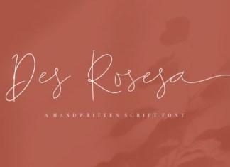 Des Rosesa Font
