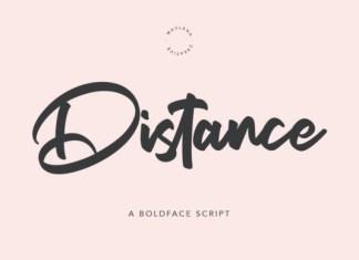 Distance Font
