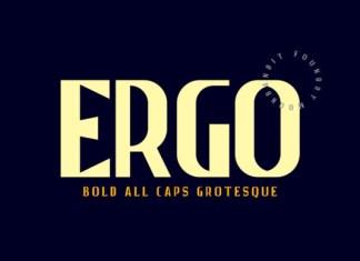 Ergo Font