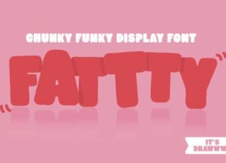 Fattty Font