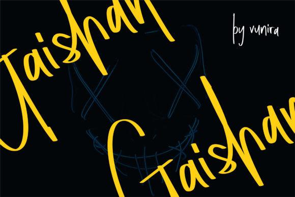 Gaishan Font