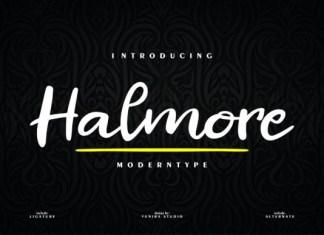 Halmore Font