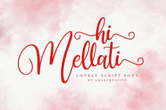 Hi Mellati Font