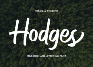 Hodges Font