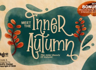Inner Autumn Font