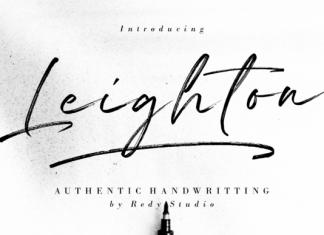Leighton Font
