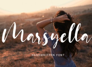 Marsyella Font
