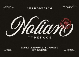 Nolian Font