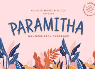 Paramitha Font