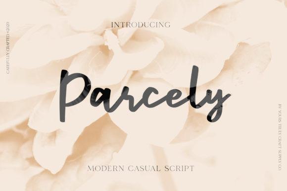 Parcely Font