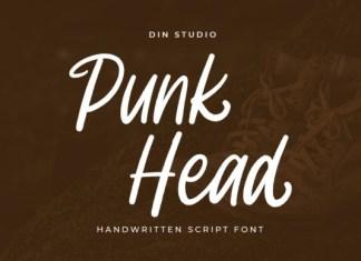 Punk Head Font