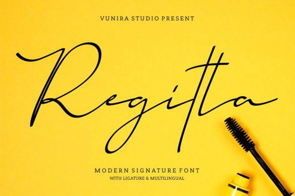 Regitta Font