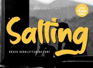 Salting Font