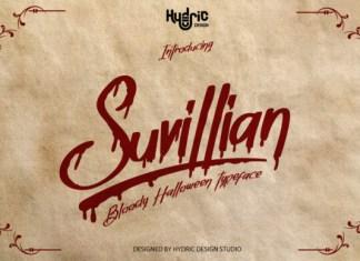 Suvillian Font
