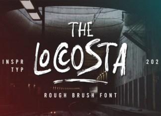 The Loccosta Font