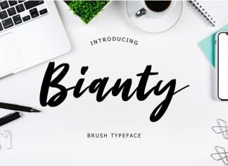 Bianty Font