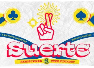 Suerte Font