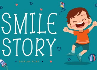 Smile Story Font