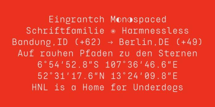 Eingrantch Font