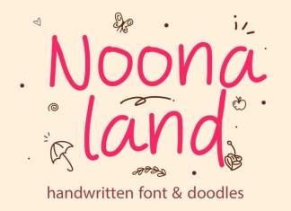 Noona Land Font