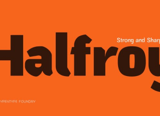 Halfroy Font