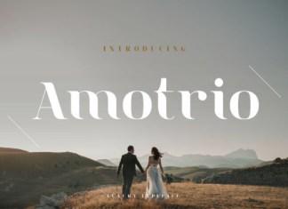 Amotrio Font