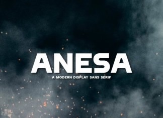 Anesa Font