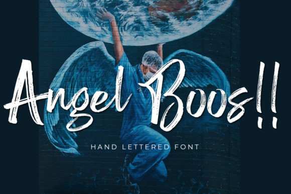 Angel Boos Font