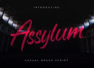 Assylum Font