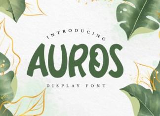 Auros Font