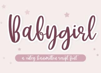 Babygirl Font