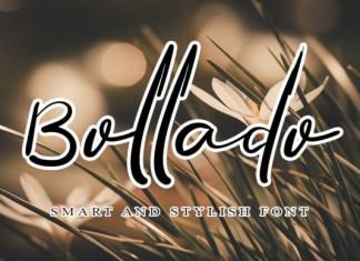 Bollado Font