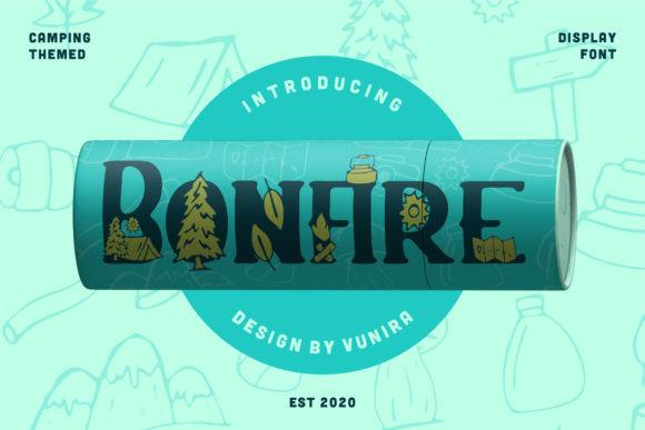 Bonfire Font