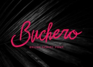 Buchero Font