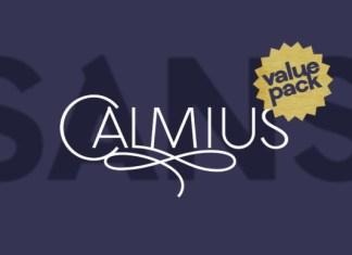 Calmius Font